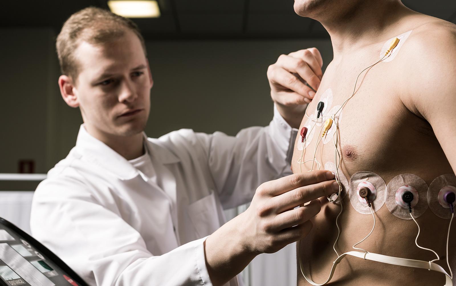 Qué es un electrocardiograma